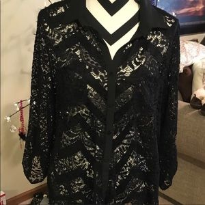 Maurices's Blouse. Plus size 1
